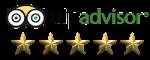 5-stars-on-Tripadvisor