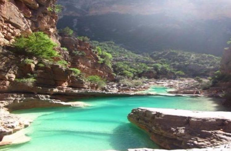 paradise valley Agadir trip